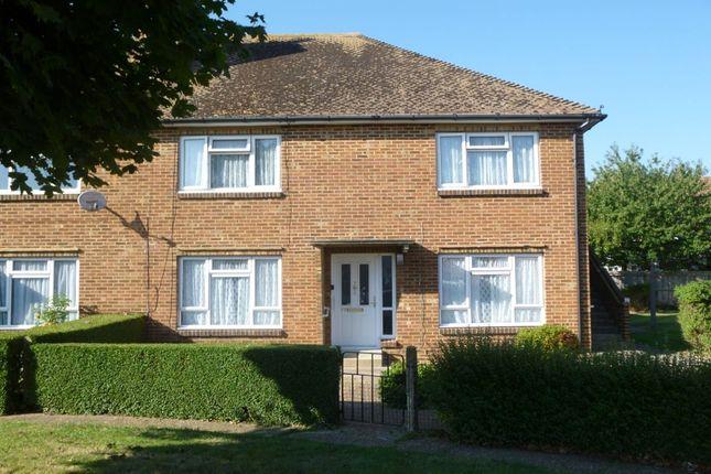 Thumbnail Flat to rent in Biggins Wood Road, Cheriton, Folkestone