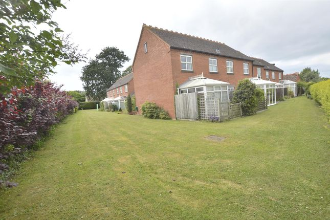 Thumbnail End terrace house for sale in Bredon Lodge, Bredon, Tewkesbury, Gloucestershire