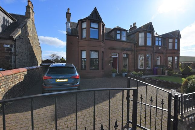 Thumbnail Terraced house for sale in Bank Street, Irvine, North Ayrshire