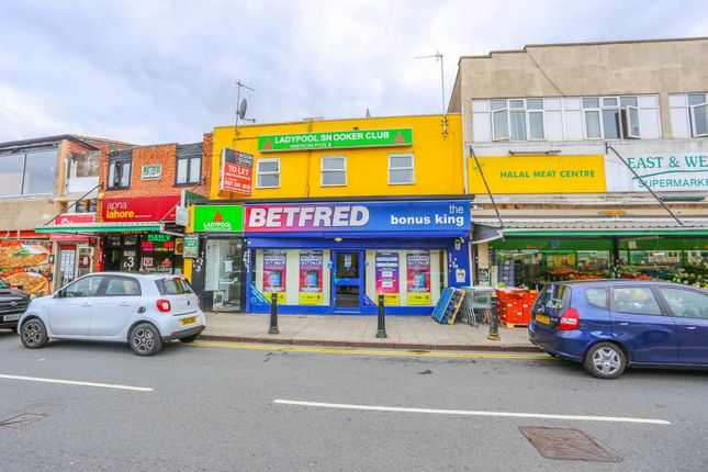 Thumbnail Commercial property to let in Ladypool Road, Birmingham