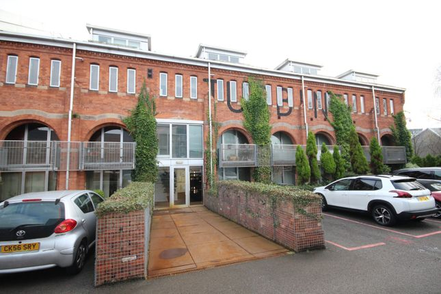 Thumbnail Flat for sale in Electric Wharf, Coventry