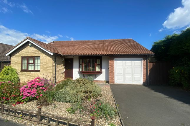 Thumbnail Detached bungalow for sale in Hazelmere Dene, Seghill, Northumberland