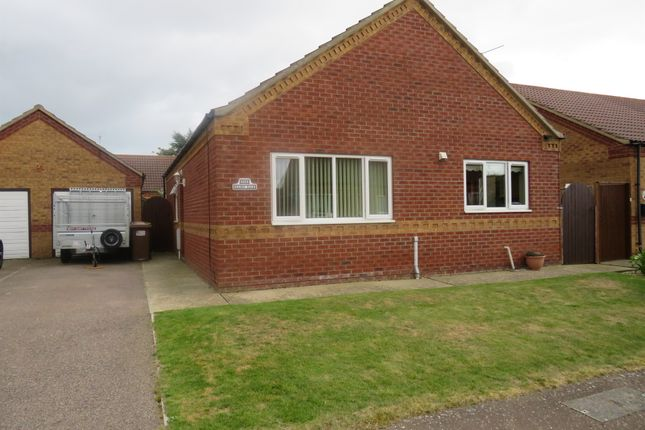 Thumbnail Detached bungalow for sale in Thurne Rise, Martham, Great Yarmouth