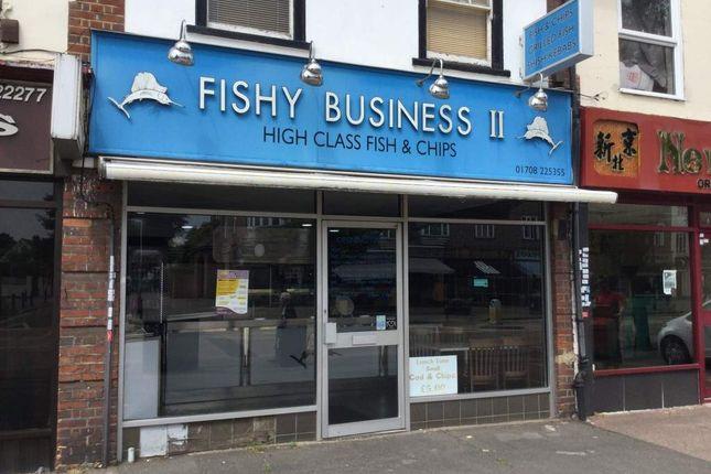 Thumbnail Restaurant/cafe for sale in Corbets Tey Road, Upminster