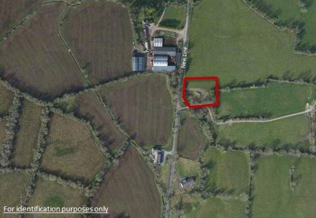 Land for sale in Site At New Line, Correen, Enniskillen, County Fermanagh