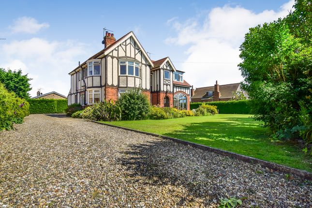 Thumbnail Detached house for sale in Whinbrae, Southsea Road, Bridlington, East Riding Of Yorkshire