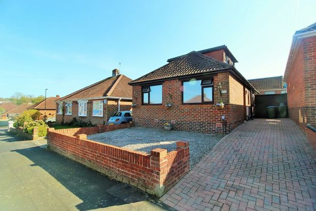 Thumbnail Bungalow for sale in Cornwall Road, Southampton