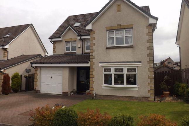 Thumbnail Detached house for sale in Burte Court, Bellshill, North Lanarkshire