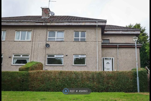 Thumbnail Flat to rent in Bellrock Crescent, Glasgow