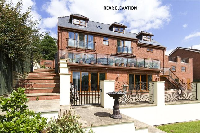 Thumbnail Detached house for sale in Hallow Road, Worcester