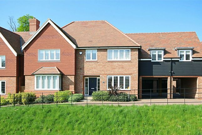 Thumbnail Detached house for sale in Bowlby Hill, Gilston, Harlow, Hertfordshire