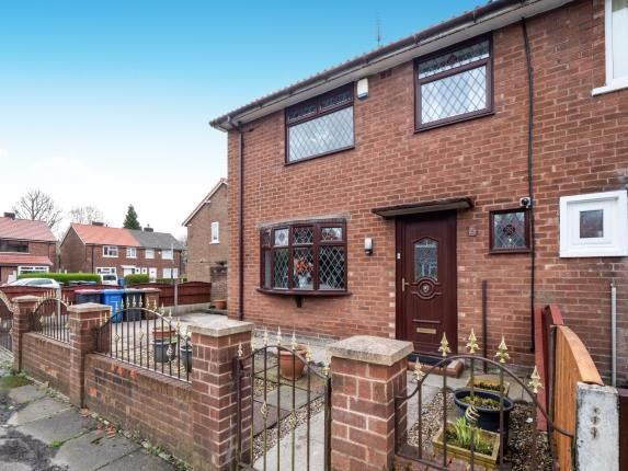 Front of Grosvenor Drive, Worsley, Manchester, Greater Manchester M28