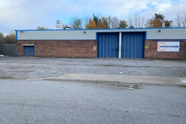 Thumbnail Industrial to let in - Commerce Way, Skippers Lane Industrial Estate, Middlesbrough