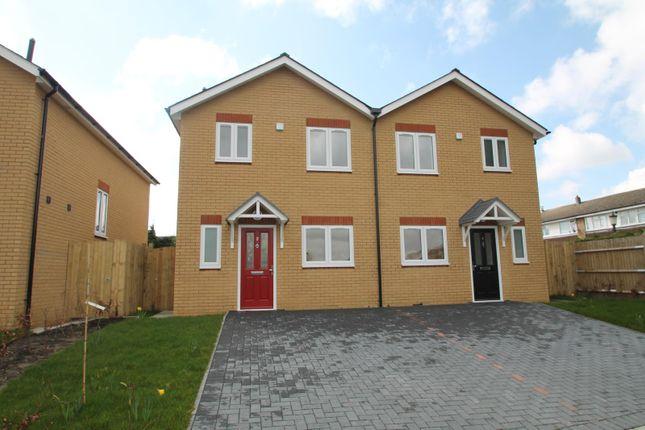 Thumbnail Semi-detached house for sale in Keel Gardens, Southborough, Tunbridge Wells