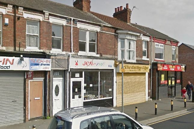 Thumbnail Terraced house to rent in Raby Road Commercial Unit, Hartlepool