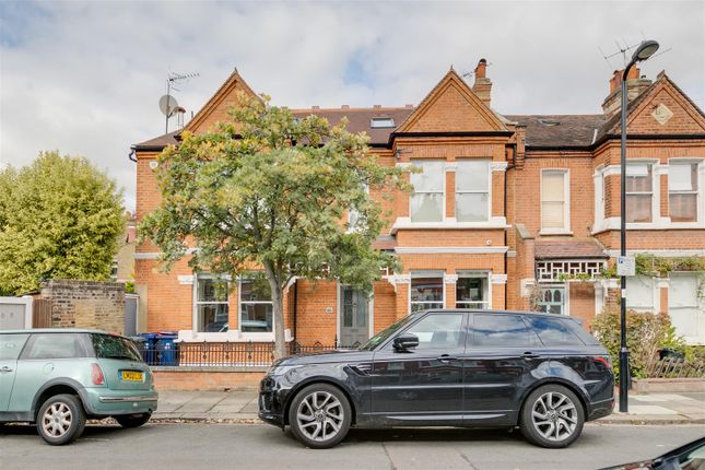 Thumbnail End terrace house for sale in Blandford Road, London