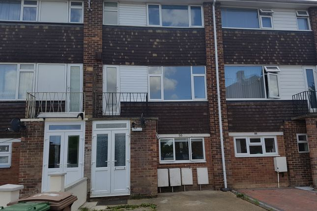 Thumbnail Flat to rent in Tenby Drive, Luton