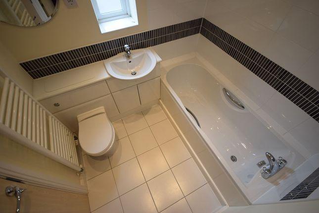 Bathroom of The School Yard, Edward Street, Derby DE1