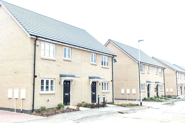 Thumbnail Detached house for sale in Bower Place, Cottenham, Cambridge