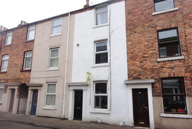 Thumbnail Terraced house to rent in 24 Trafalgar Road, Scarborough
