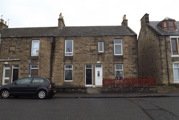 Thumbnail Flat to rent in South Lumley Street, Grangemouth