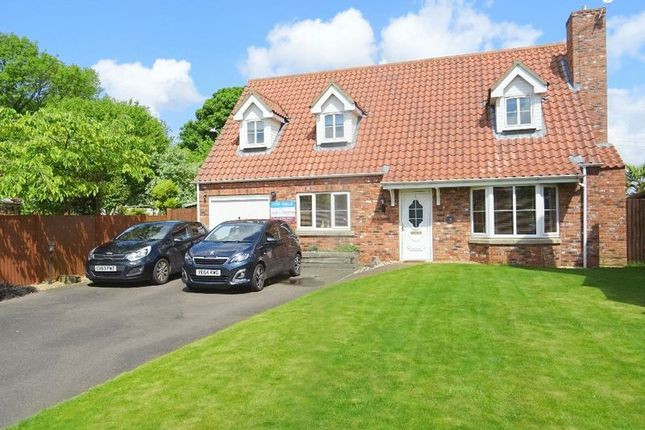 3 bed detached house for sale in Chestnut Close, Digby, Lincoln