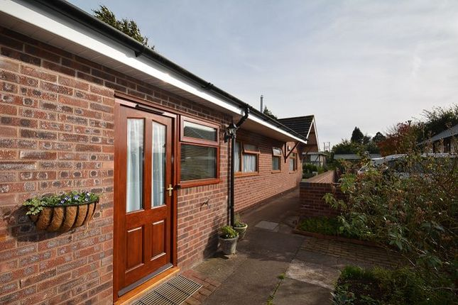 Thumbnail Semi-detached bungalow to rent in Church Road, Clehonger, Hereford