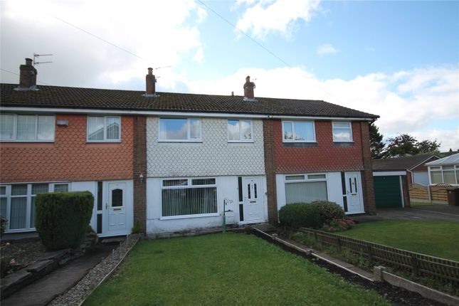 Thumbnail Terraced house to rent in Cleveland Drive, Milnrow, Rochdale, Greater Manchester
