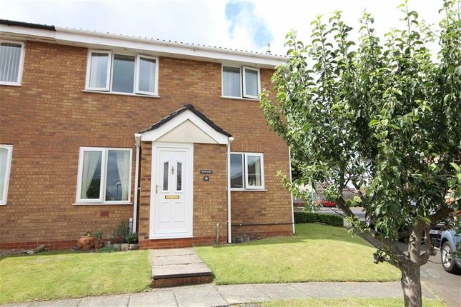 Thumbnail Mews house for sale in Evergreen Close, Coseley, Bilston