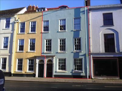 Thumbnail Office for sale in 14, The Tything, Worcester