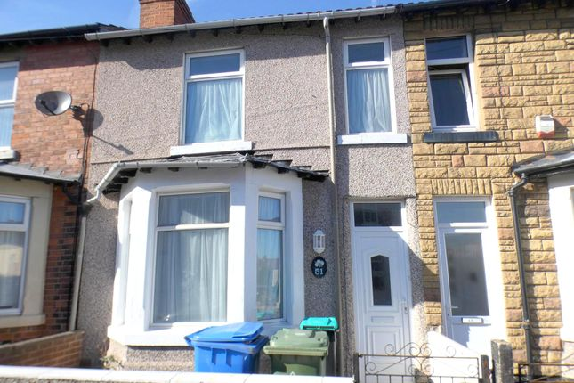 3 bed terraced house to rent in Byron Street, Mansfield NG18