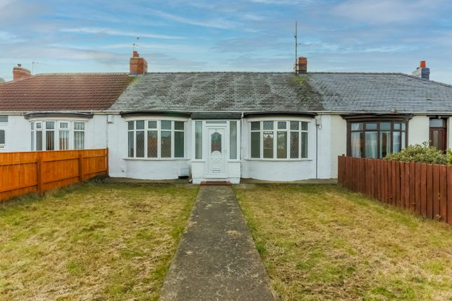 2 bed terraced bungalow to rent in Cargo Fleet Lane, Ormesby, Middlesbrough TS3