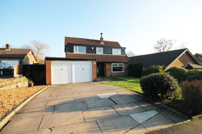 3 bed detached house for sale in Rutherford Drive, Over Hulton, Bolton, Lancashire.