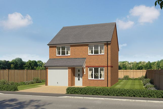 """3 bed detached house for sale in """"Birch"""" at Mosley Common Road, Tyldesley, Manchester M29"""