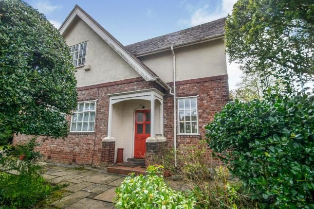 5 bed detached house for sale in Manor Hill Road, Marple, Stockport, Cheshire SK6