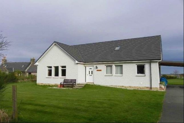 Thumbnail Detached house to rent in Slackend, Portgordon, Buckie