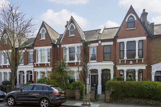 Thumbnail Terraced house for sale in Dresden Road, Whitehall Park