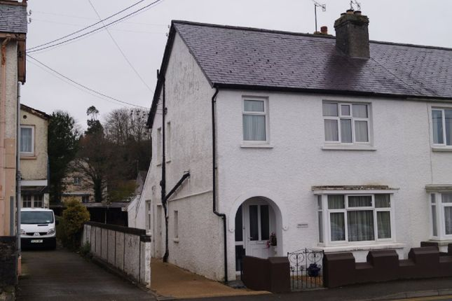 Thumbnail Semi-detached house for sale in New Road, Newcastle Emlyn