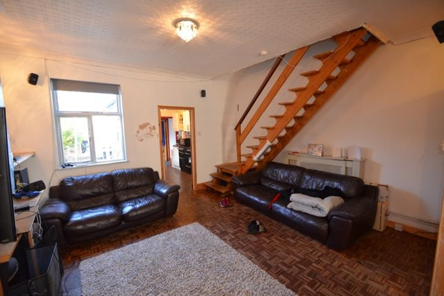 Thumbnail Terraced house for sale in Dewstow Street, Newport