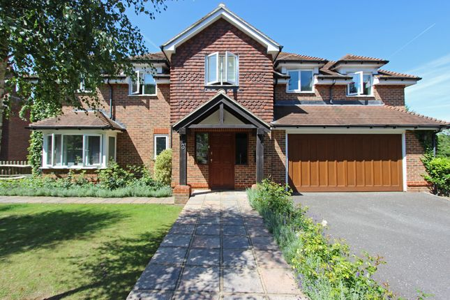 Thumbnail Detached house for sale in Longridge View, Chipstead, Coulsdon