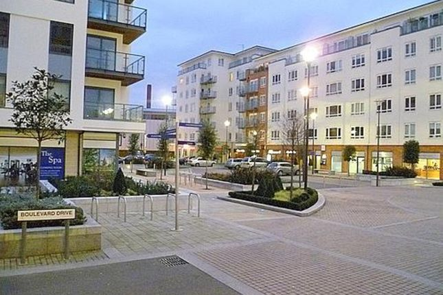 1 bed flat for sale in Heritage Avenue, London