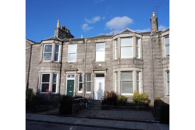 Thumbnail Town house for sale in Ashley Road, Aberdeen