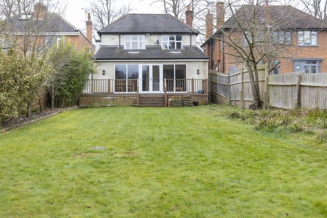5 bed detached house for sale in Welford Road, Knighton Fields, Leicester LE2