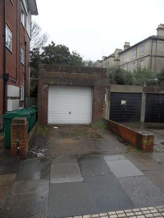 Parking/garage to rent in Eaton Road, Hove