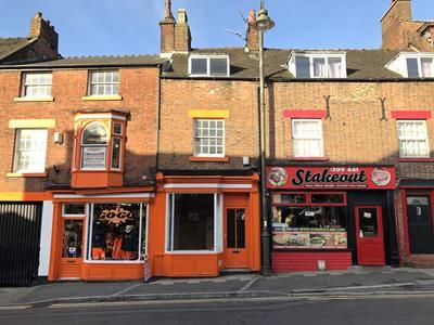 Thumbnail Retail premises for sale in 12 St. Edward Street, Leek, Staffordshire