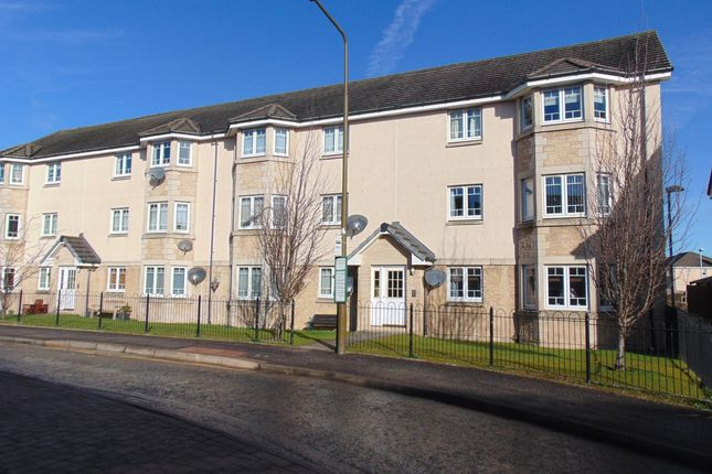 Thumbnail Flat to rent in Leyland Road, Bathgate, West Lothian