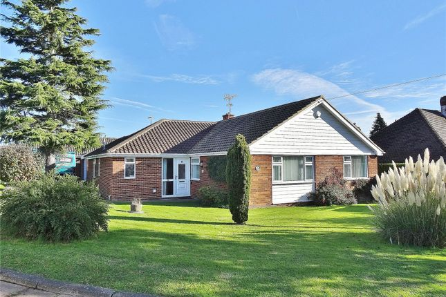 Thumbnail Bungalow for sale in Copthorne Hill, Worthing, West Sussex