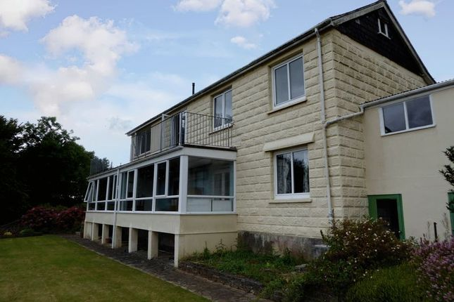 Thumbnail Property for sale in Old Exeter Road, Tavistock