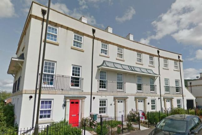 Thumbnail Town house to rent in Guan Road, Brockworth, Gloucester