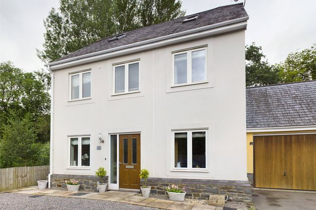Thumbnail Link-detached house for sale in Coed Y Brenin, Llantilio Pertholey, Abergavenny, Monmouthshire